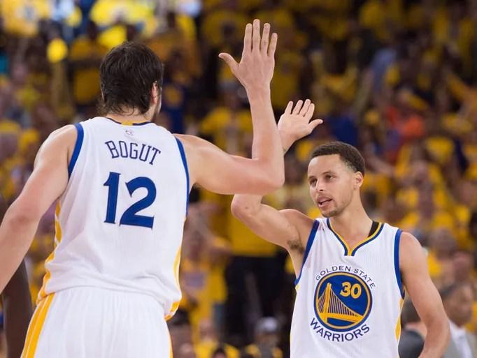 Game 2 in Oakland: Warriors 97, Pelicans 87 -- Stephen
