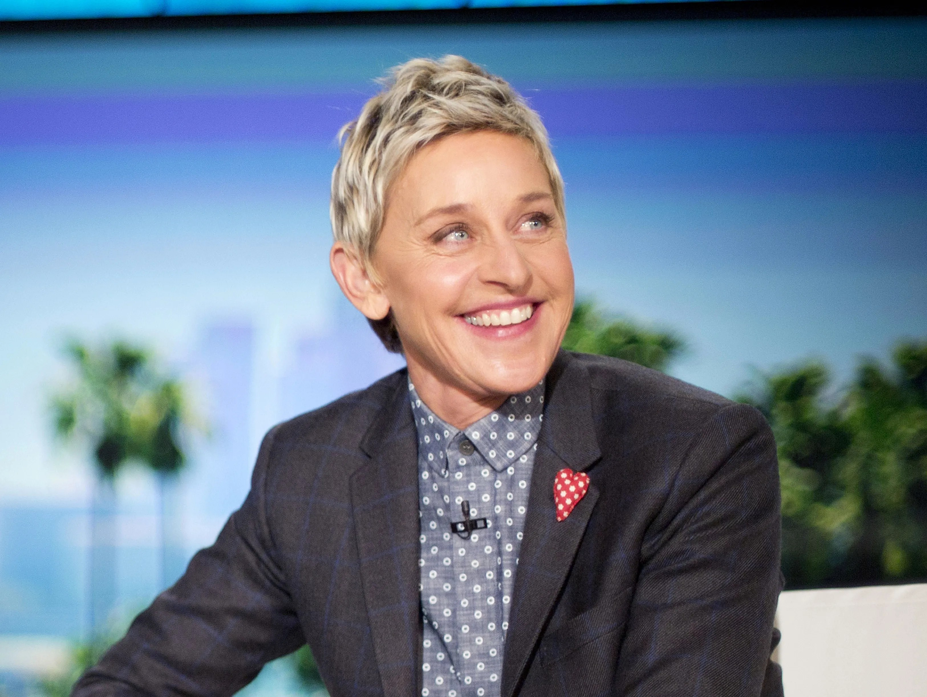 Ellen Degeneres Stepfather Groped Me Tried To Break Into