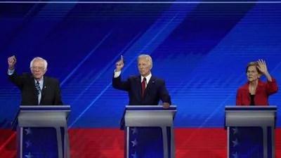 Debate Analysis: Trio of Democrats lead field