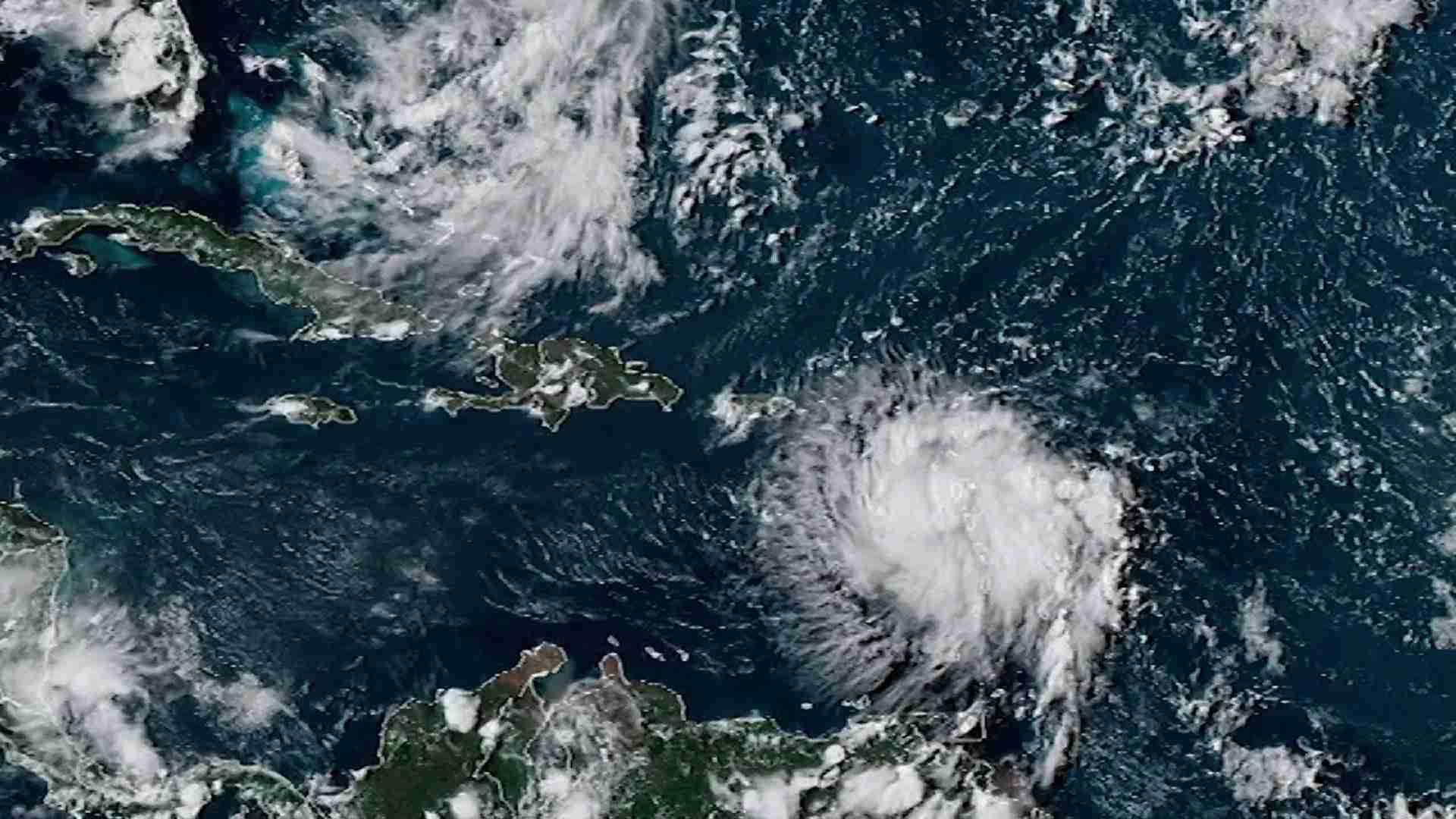 tropical storm dorian brevard