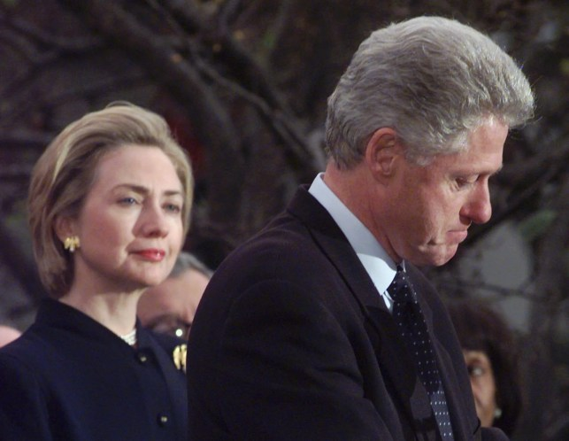 Hillary Clinton says 'gutsiet' personal thing she ever did was stay in her marriage