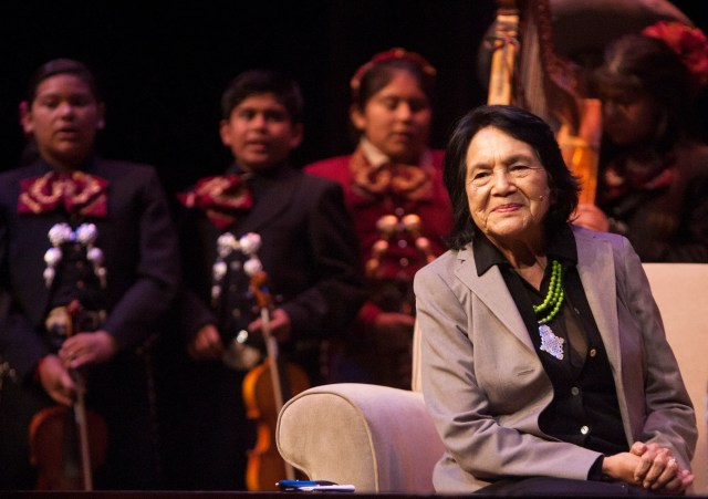 636270783206209994-dolores-huerta-1 Al Capone, Dolores Huerta, gender-bending fashion: News from around our 50 states