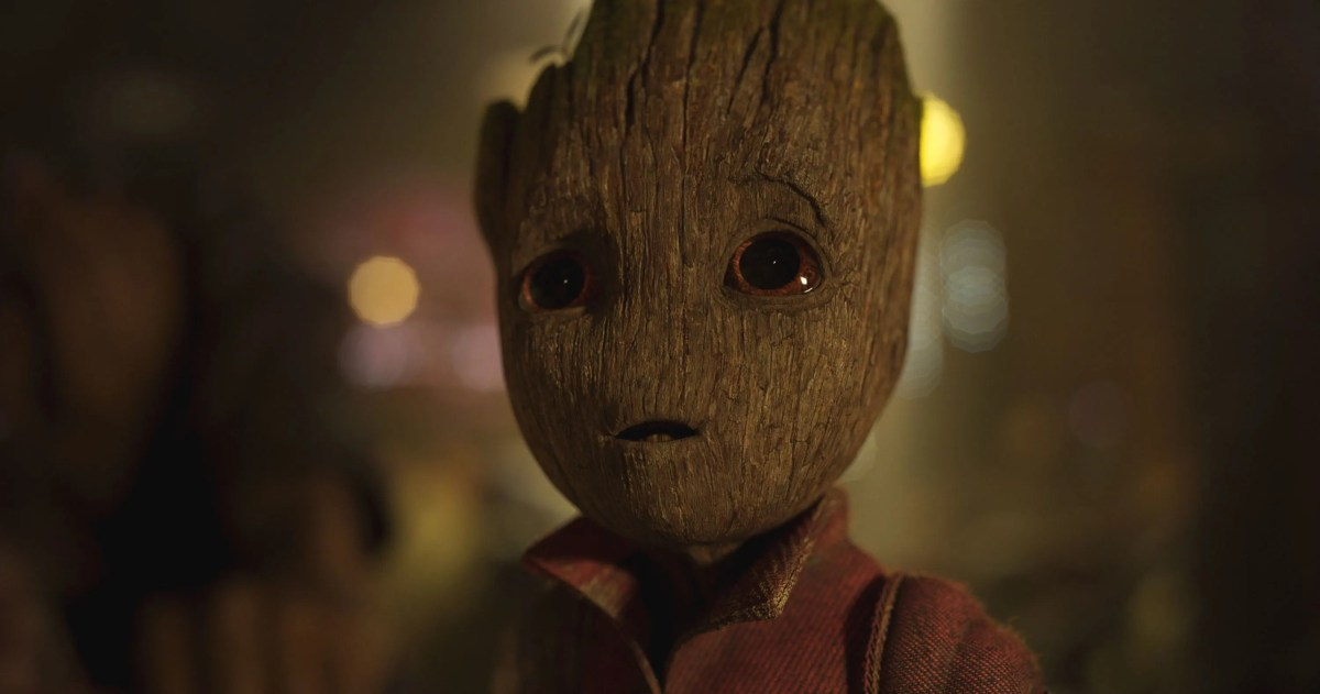 """More than a speed man, Vin Diesel voices the adorable Baby Groot in """"Guardians of the Galaxy Vol. 2."""""""