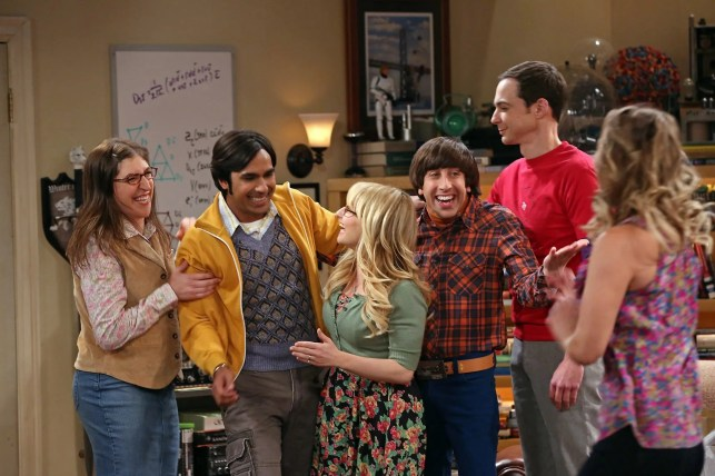 'The Big Bang Theory' will end with Season 12 in May 2019