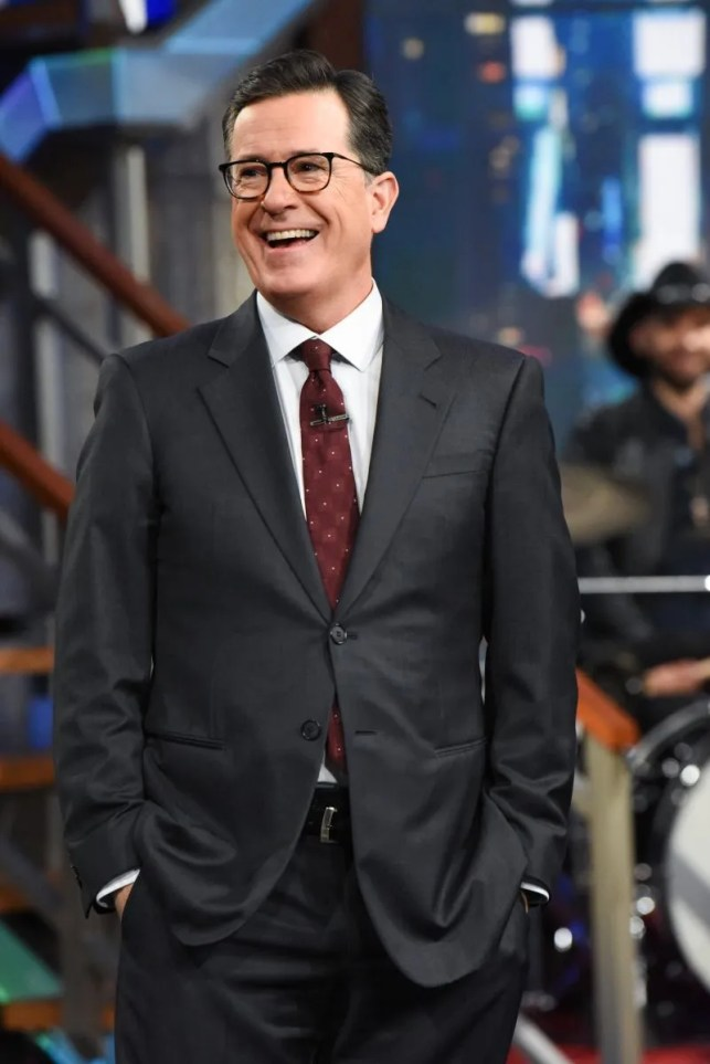 Colbert ridicules Trump's 'Collusion is not a crime': He's 'completely flipped the script'