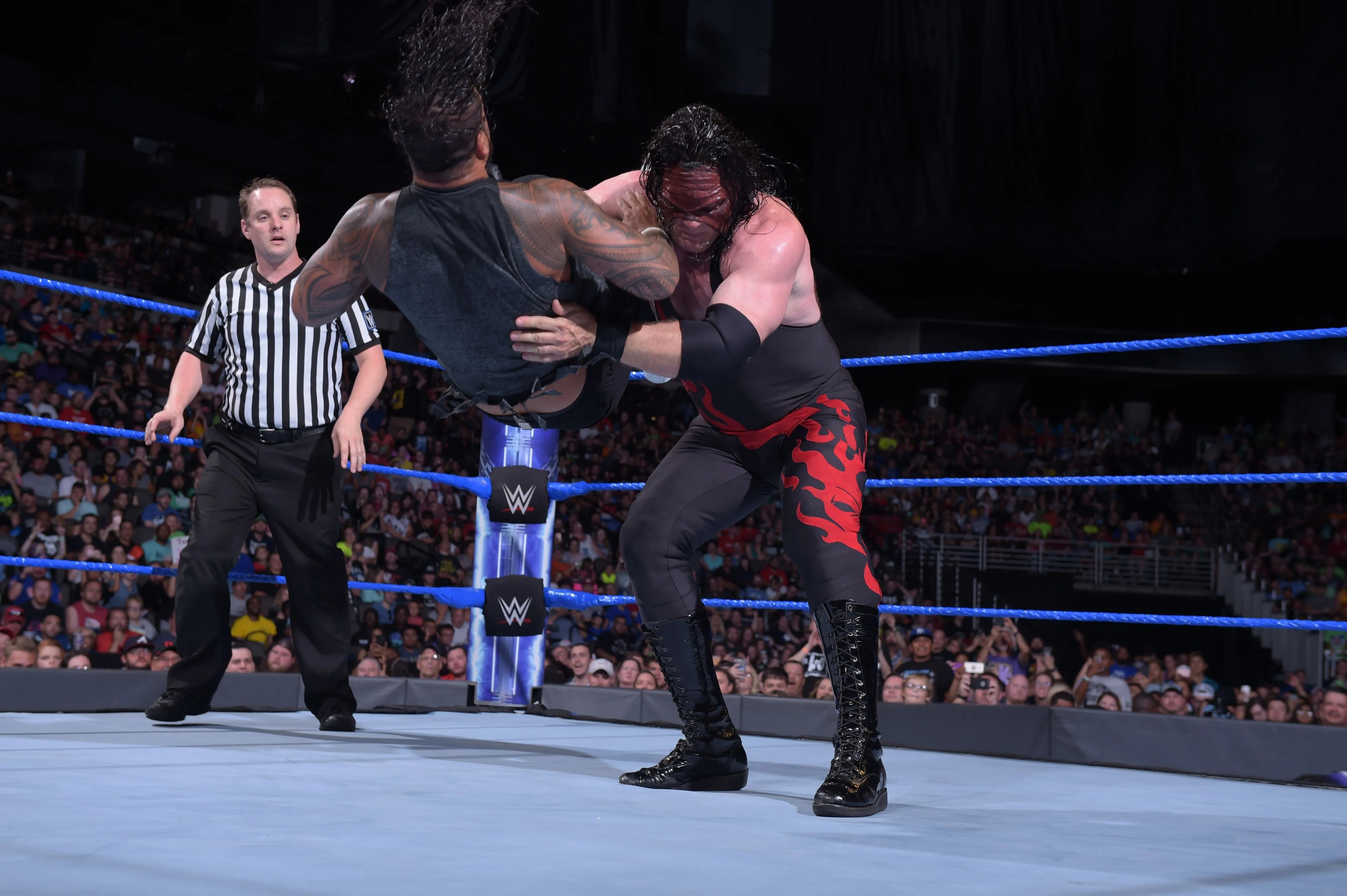 what are wwe chairs made of pottery barn dining for sale crown jewel 5 things to know about kane and the undertaker vs glenn jacobs aka wrestling at