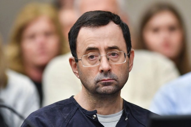 Larry Nassar seeks resentencing, wants judge who signed his 'death warrant' off case