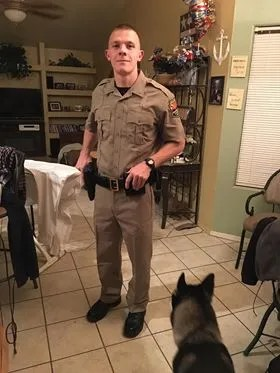 Arizona trooper killed with an officer's gun in struggle on Interstate 10