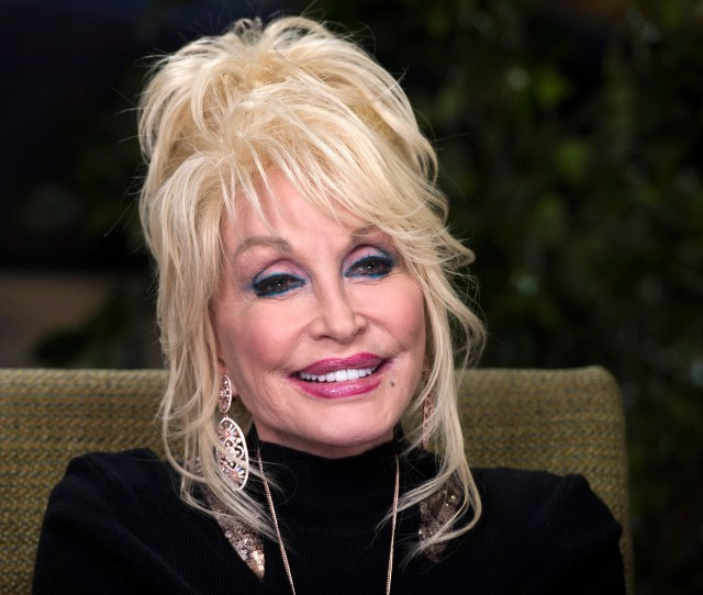 Dolly Parton Explains Her Part In Creating Dollywoods New Wildwood Grove