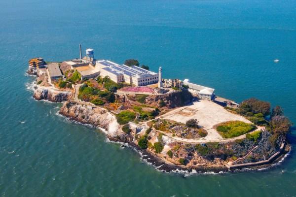 Alcatraz Island Tour Of ' Rock'