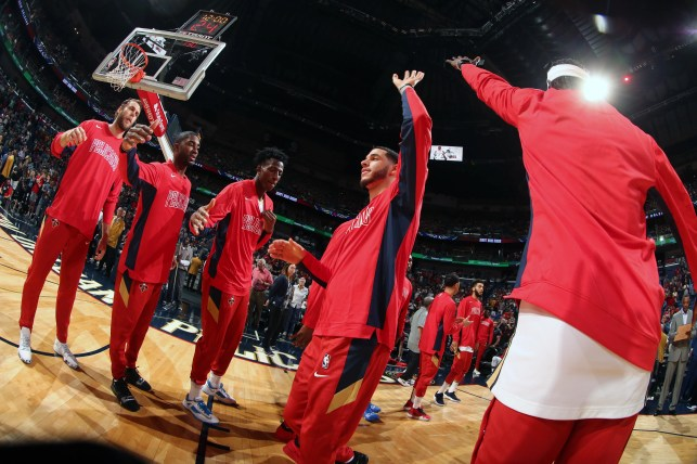 Despite loss, the Pelicans roster is talented and deep