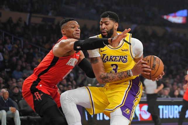 NBA All-Star weekend: Lakers' Anthony Davis returns home to Chicago in unfamiliar role