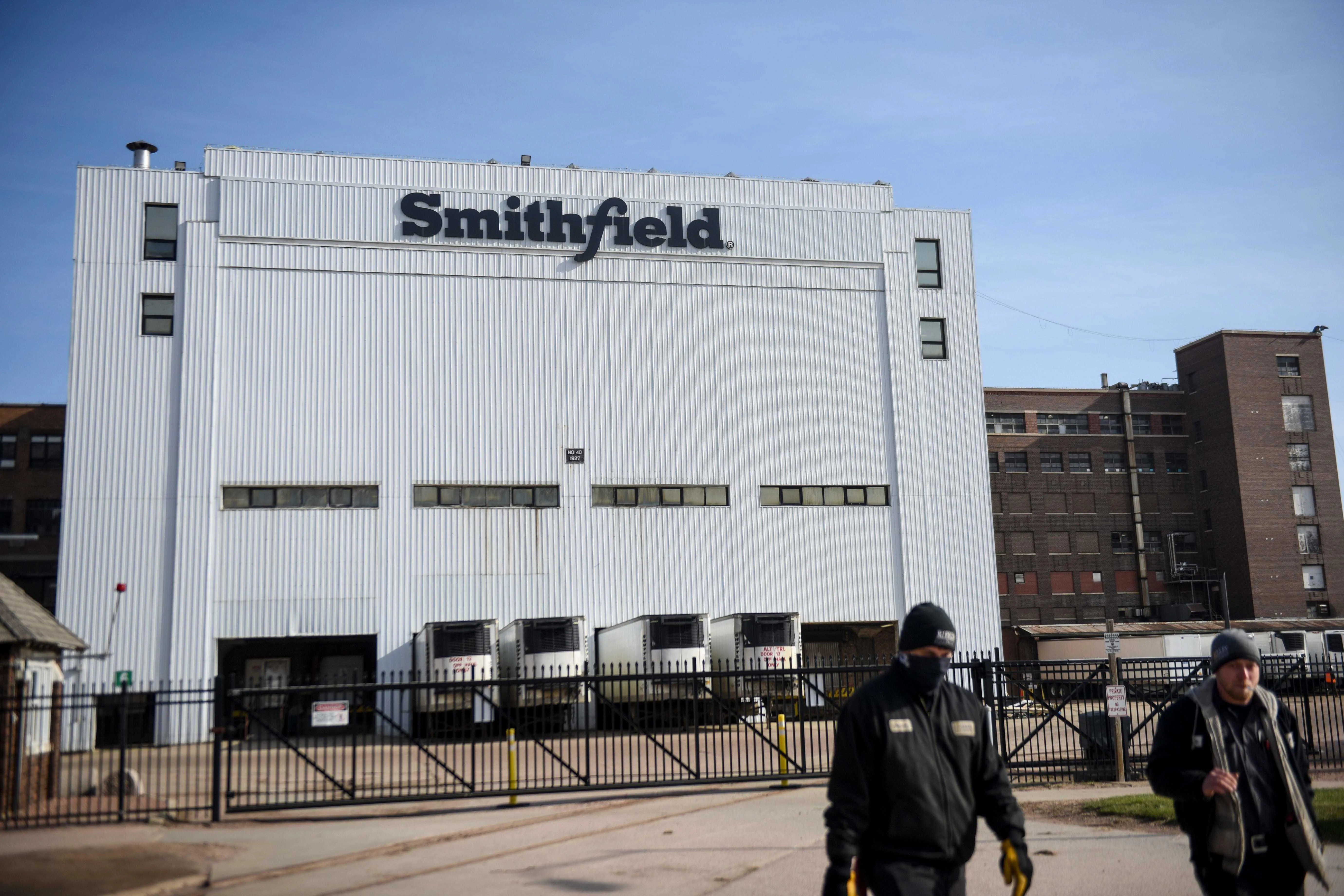 Smithfield Foods of Sioux Falls, S.D., was once the nation's largest hot spot for COVID-19.