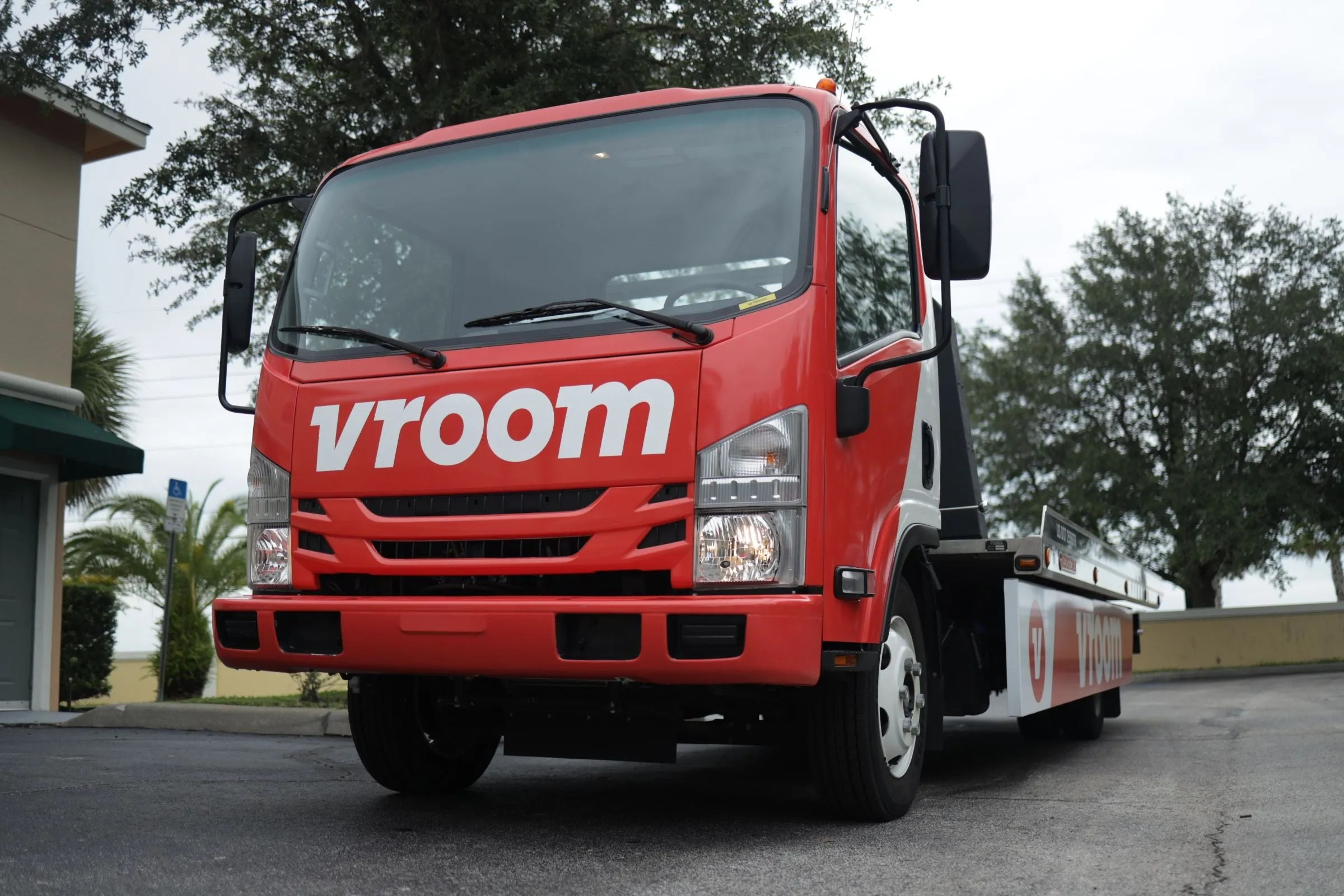 MotleyFool TMOT 3eebff4d vroom truck.jpeg Watch all the commercials for Super Bowl 2021 as they are released