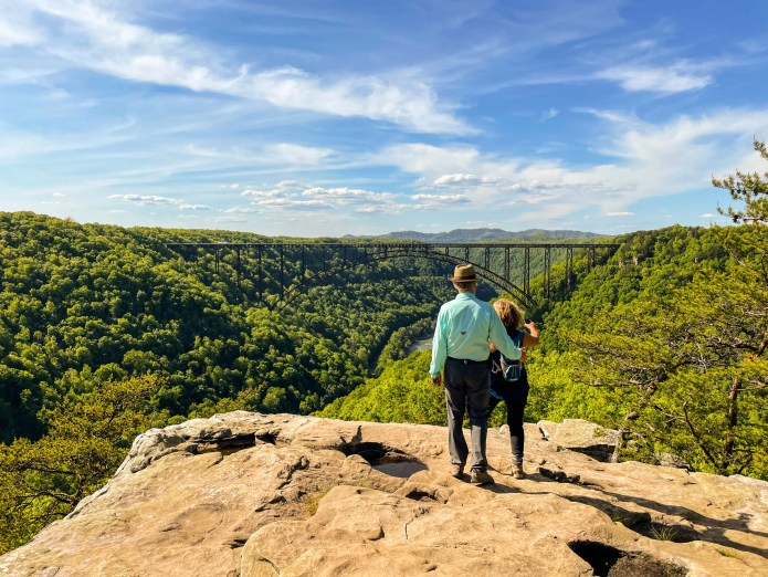 Long Point Trail, New River Gorge National Park & Preserve