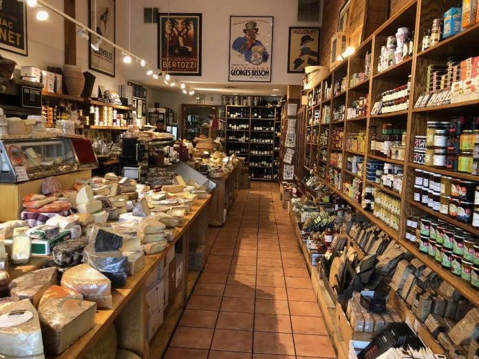 The Cheese Store of Beverly Hills