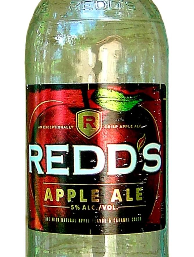 Beer Man Redds Apple Ale fails as an ale