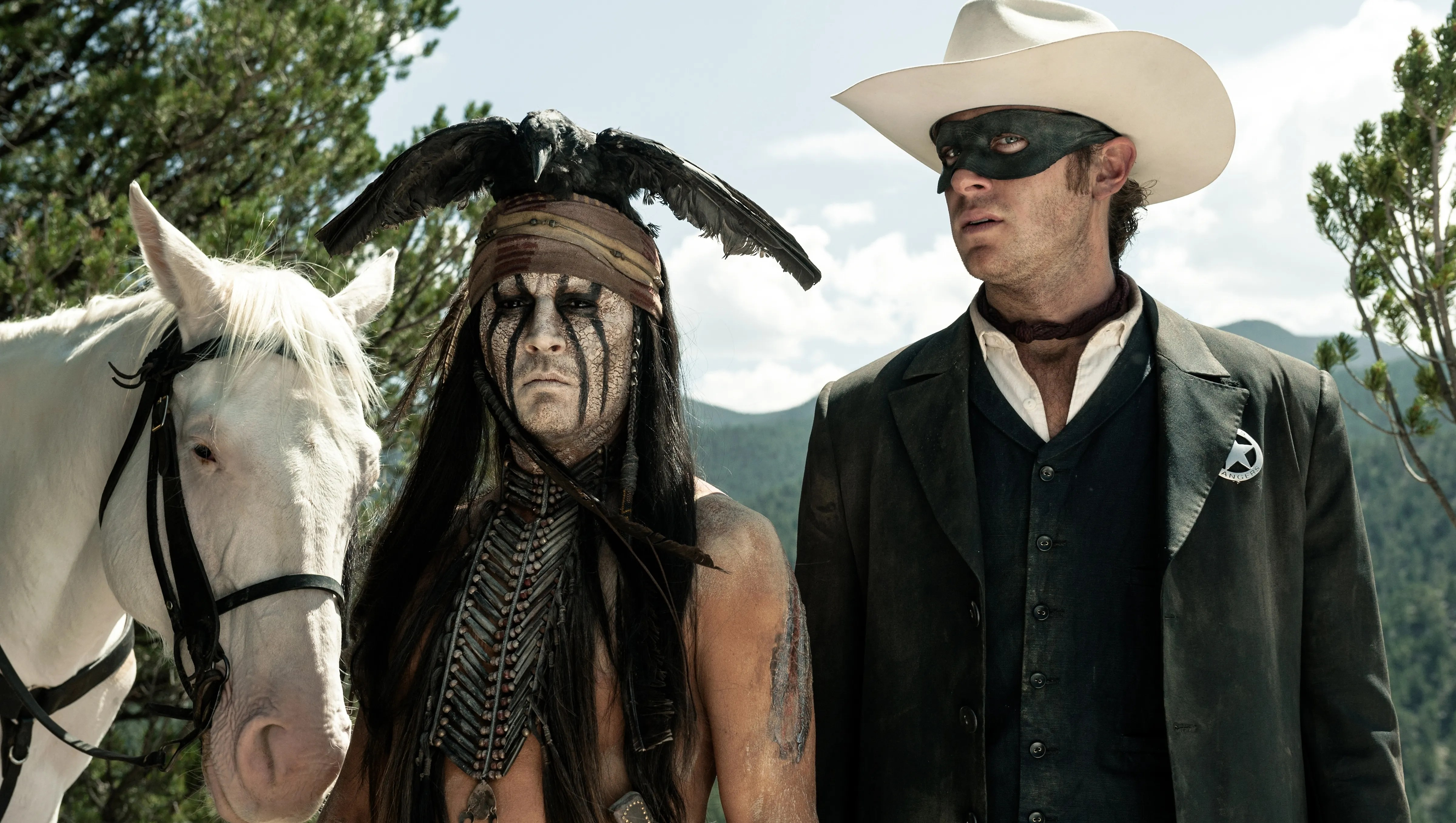 The Lone Ranger Tosses Tradition On Its Head