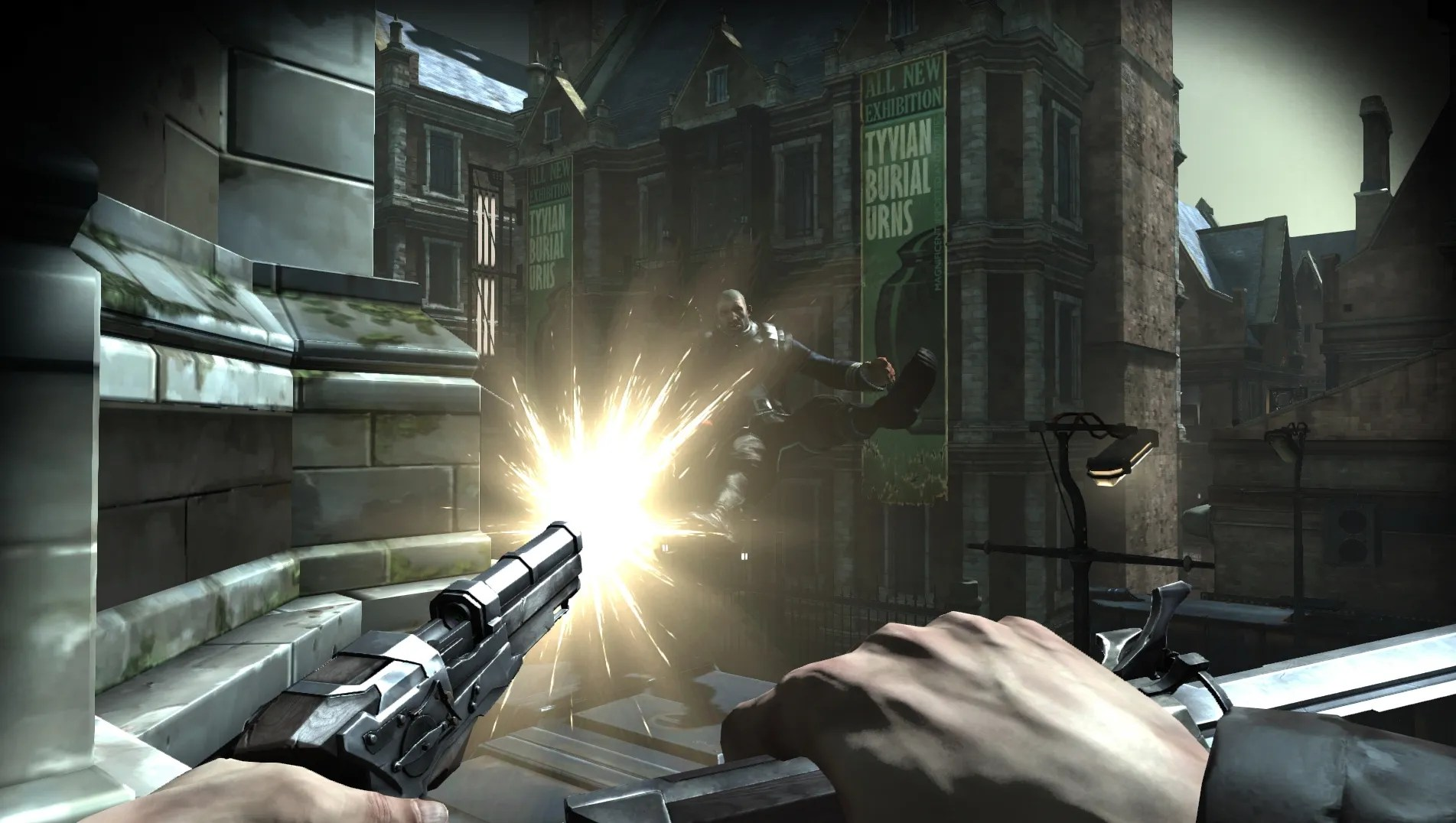 review dishonored a clever