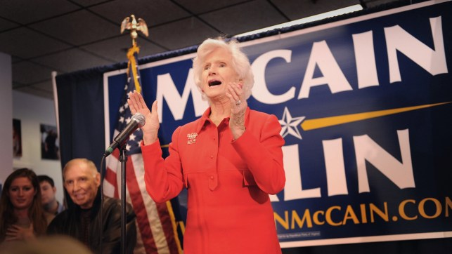 John McCain's 106-year-old mother to attend Washington memorial service, Annapolis burial