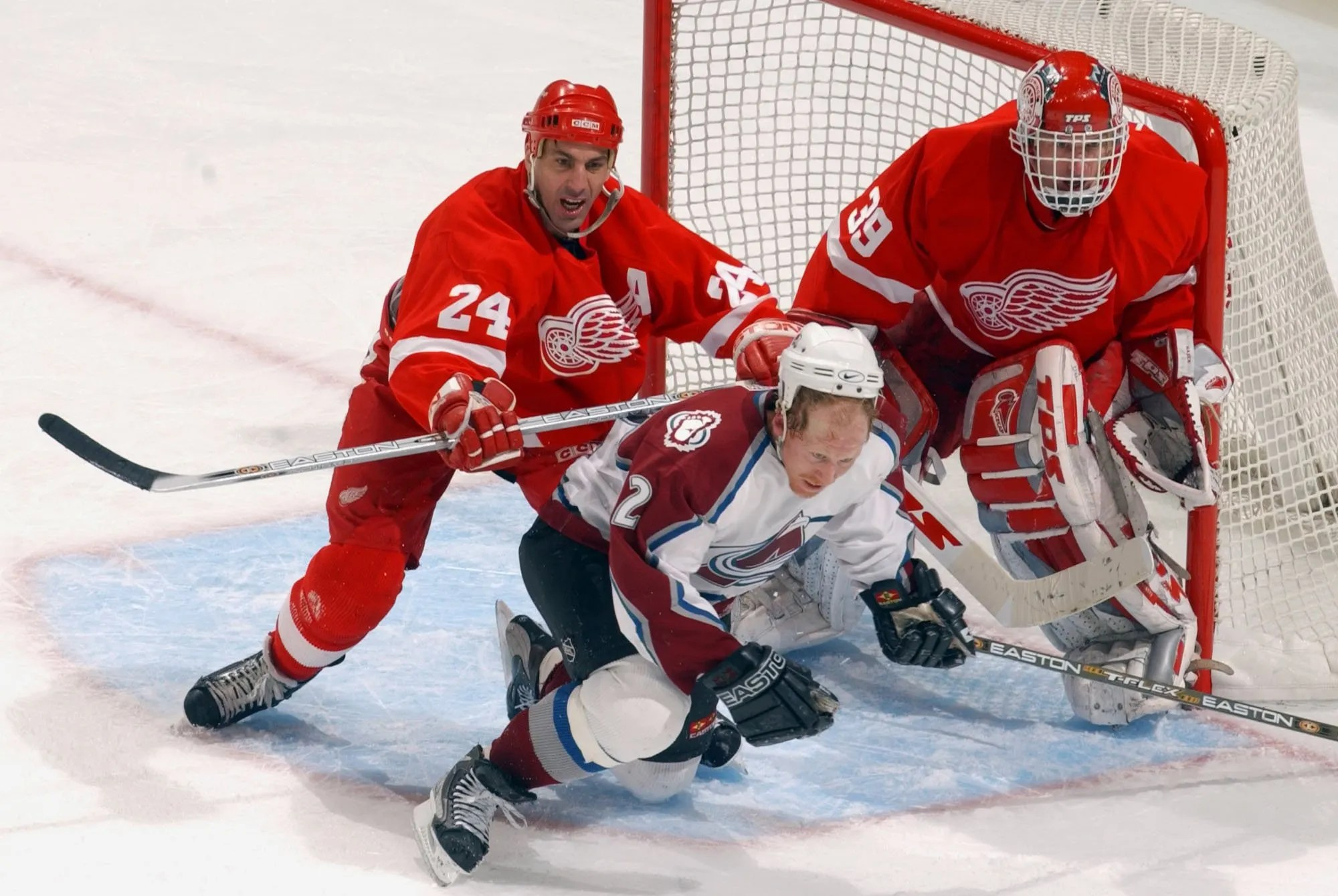 Chris Chelios Leaves Red Wings For Blackhawks Just Too Soon