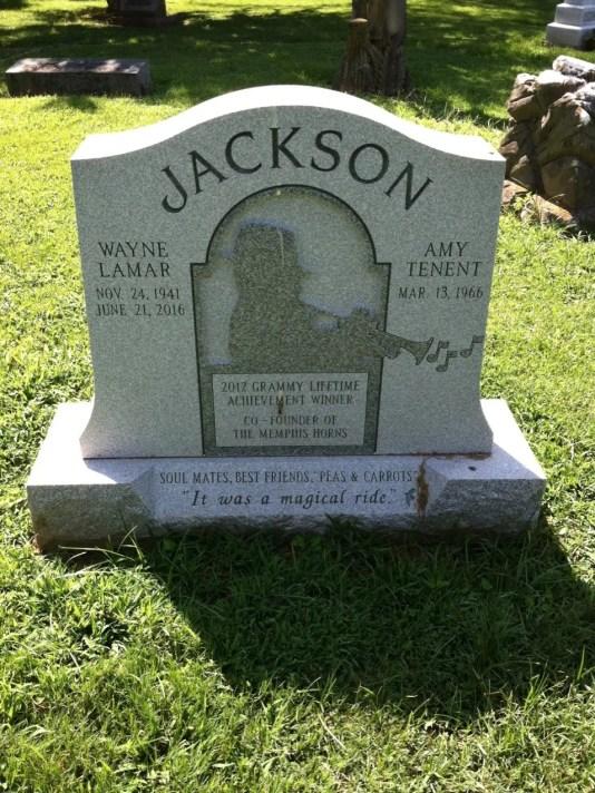 Wayne Jackson gravesite