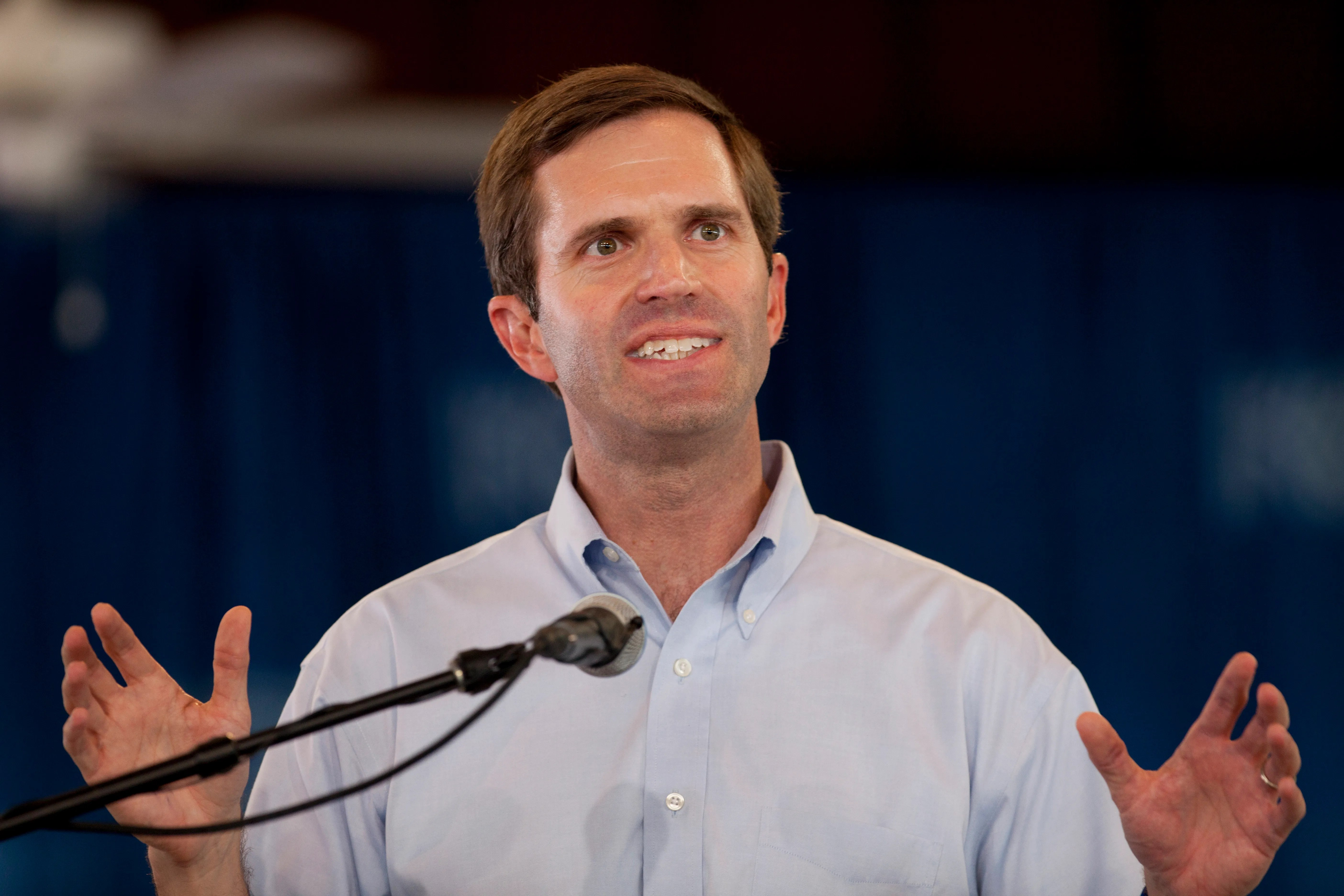 Andy Beshear Rakes In Cash For Kentucky Governor S Race
