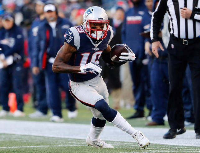 Patriots release Malcolm Mitchell in latest WR shuffle