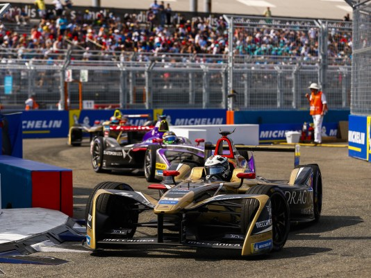 New York City Eprix Abb Formula E Championship