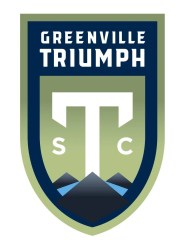 Greenville Pro soccer announced its new team name, logo, crest and colors.