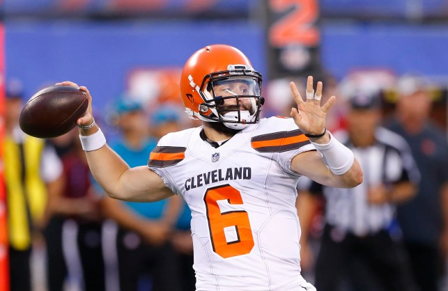 Baker Mayfield's debut should give Cleveland Browns hope for long-term future at QB spot