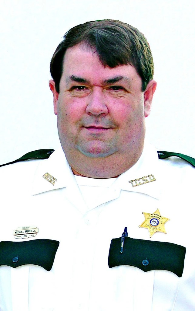 Mississippi sheriff charged with committing drug crimes and extortion over a 15-year span