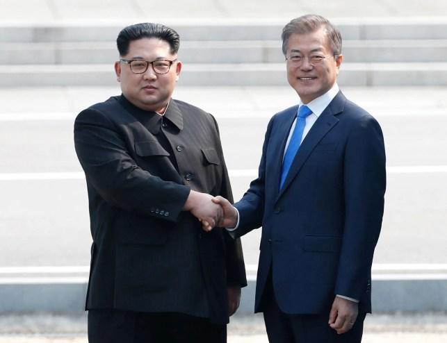 North Korean leader Kim Jong Un and South's President Moon Jae-in to meet in Pyongyang in September