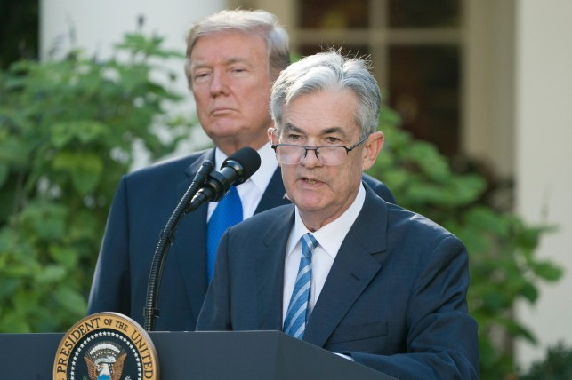 Trump complains his Fed pick doesn't back 'cheap money' at fundraiser, reports say