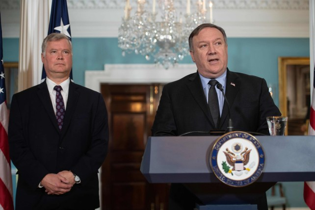 Trump nixes North Korea trip by Secretary of State one day after Pompeo announced it