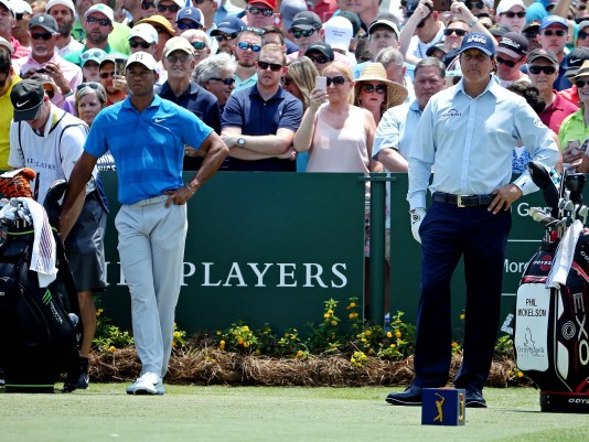 Pga The Players Championship First Round