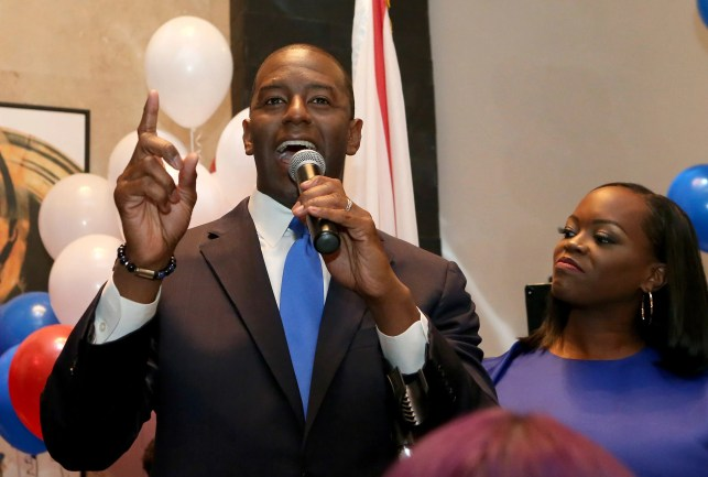Florida gubernatorial candidate poised to make history, and other takeaways from Tuesday's elections