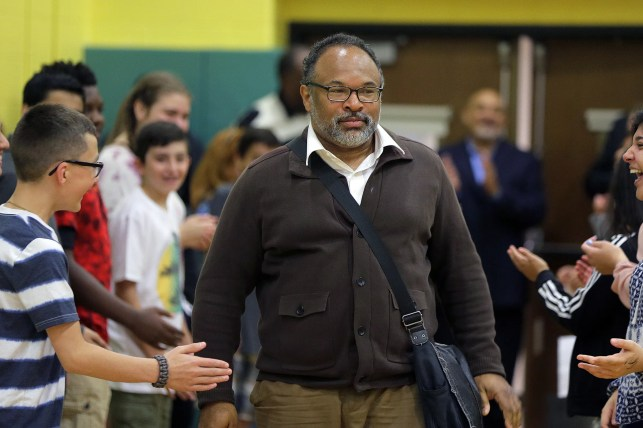 Geoffrey Owens of 'The Cosby Show': 'No one should feel sorry for me' for Trader Joe's job