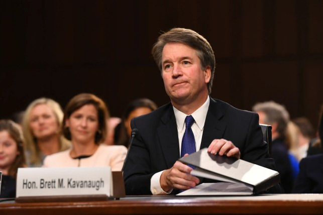 Supreme Court nominee Brett Kavanaugh tiptoes through legal minefields on way to confirmation