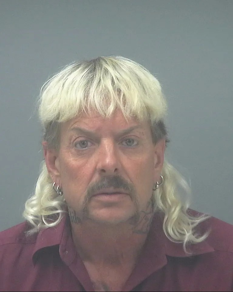 Joe Exotic Tiger Keeper Charged In Florida Murder For