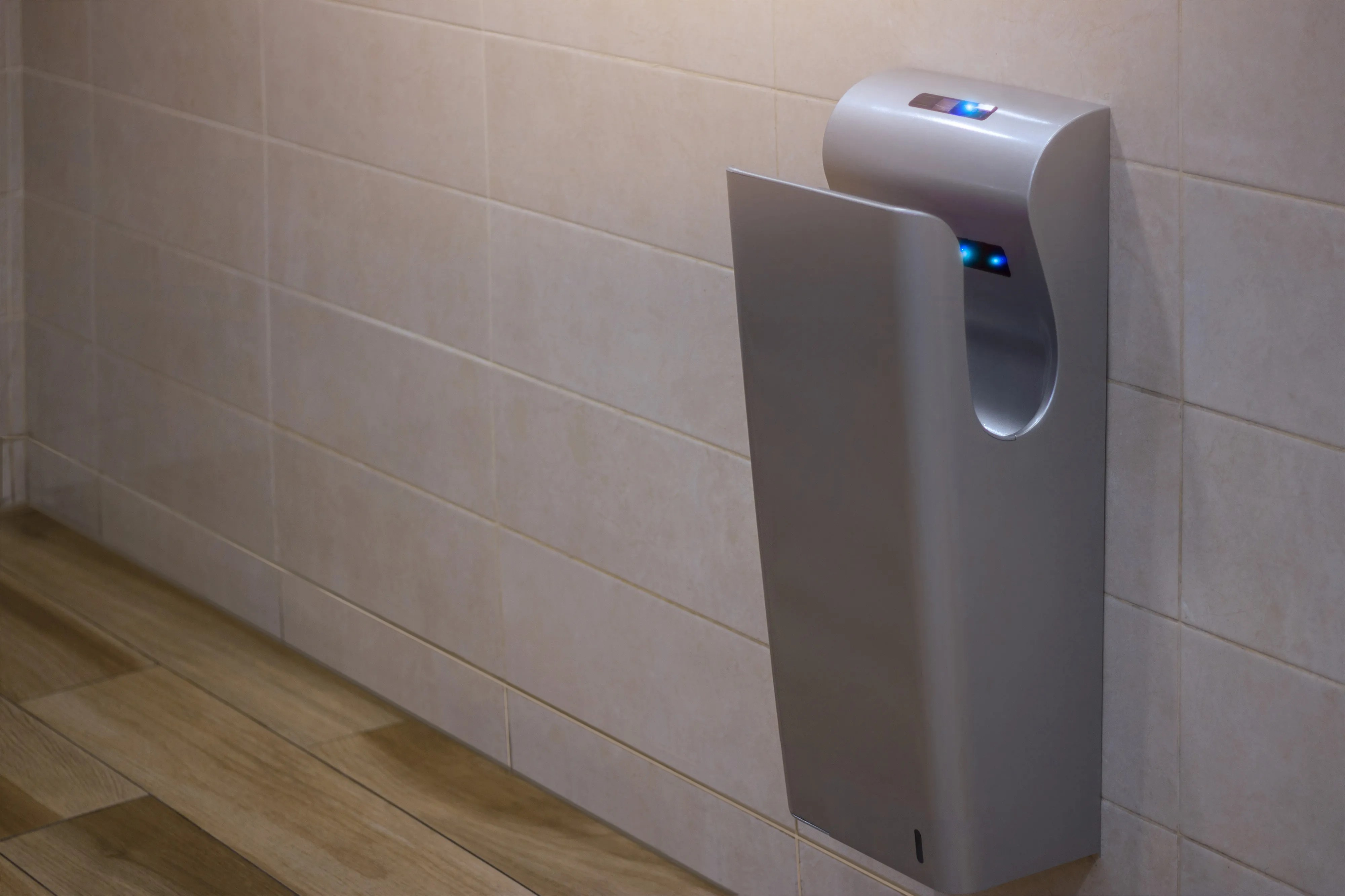Jet hand dryers shouldnt be in hospital bathrooms scientists say