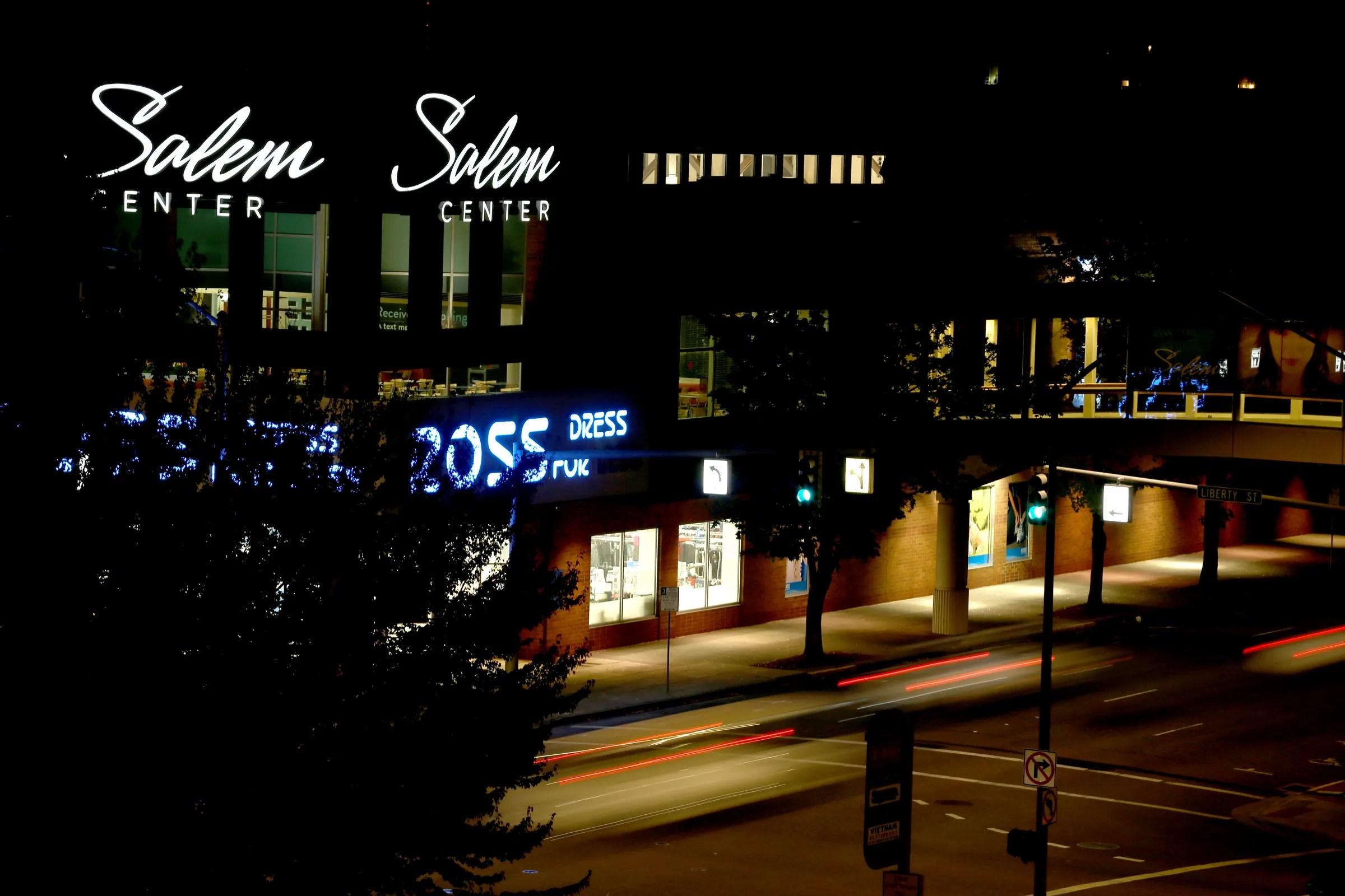 salem center sold for 27 million after
