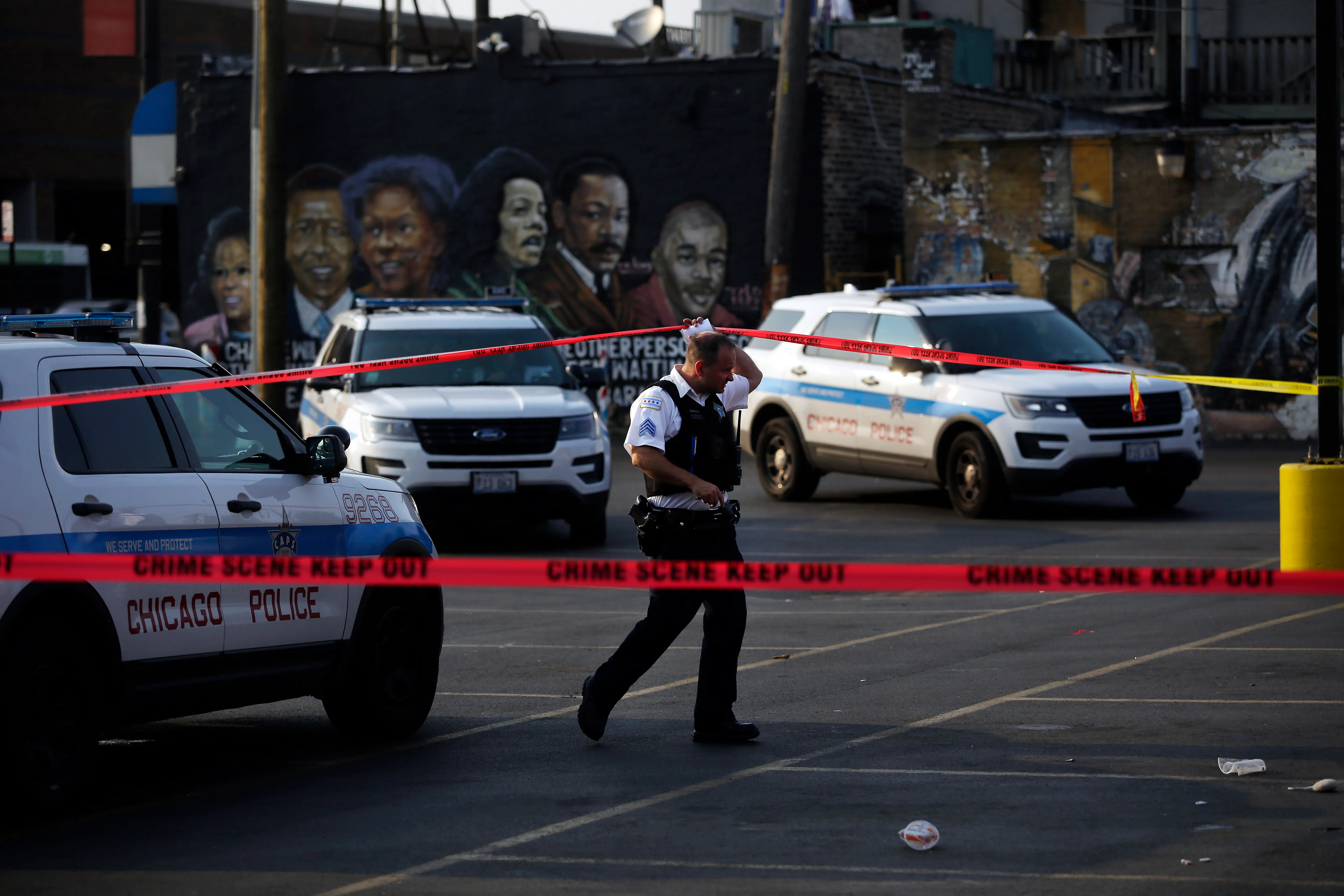 Chicago Homicides Police Solving Fewer Than 1 In 6 Killings