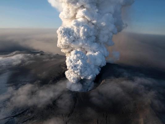 Ap Iceland Volcano I Fiile Isl