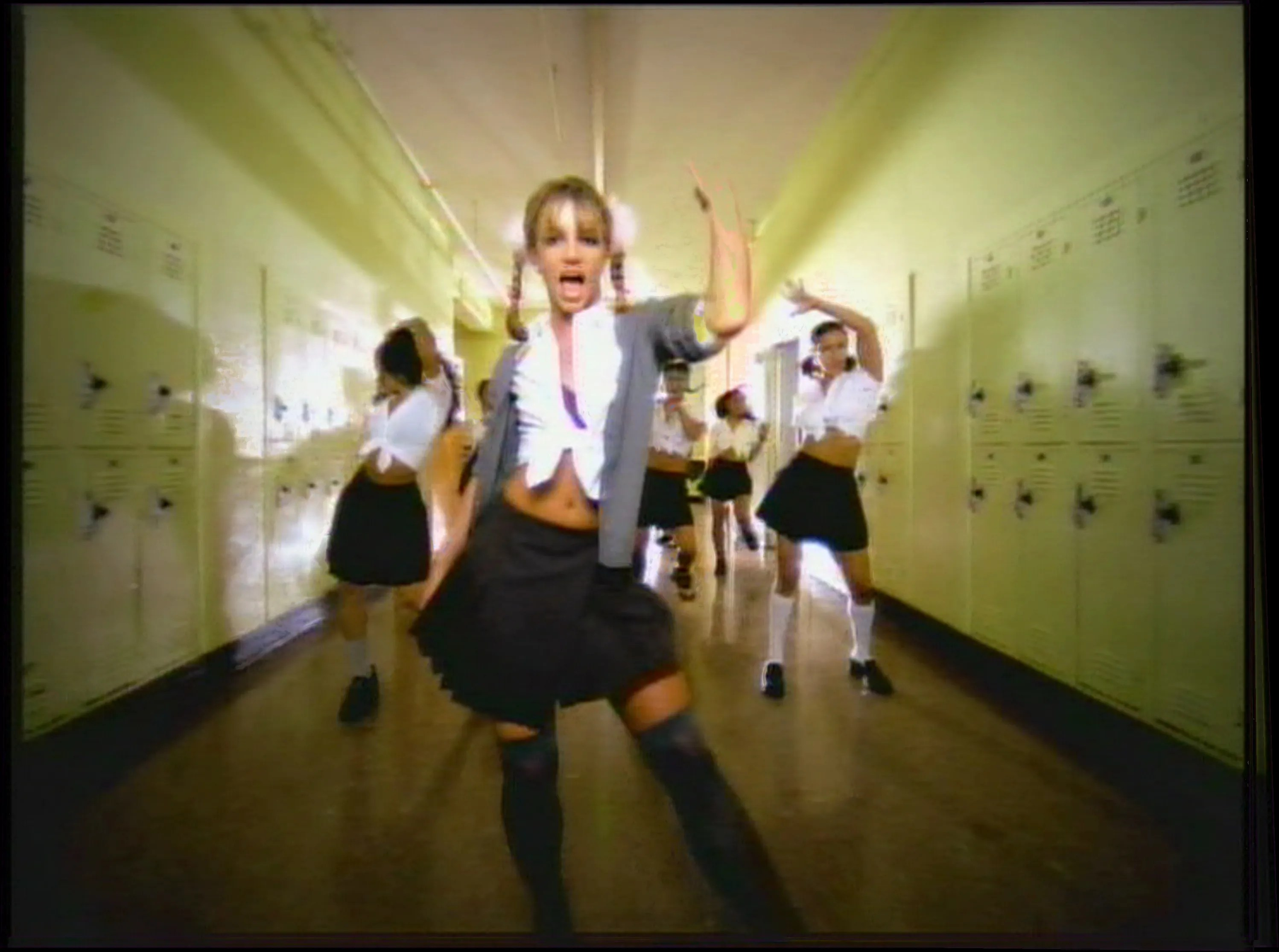 Britney Spears Hit Baby One More Time Turns 20