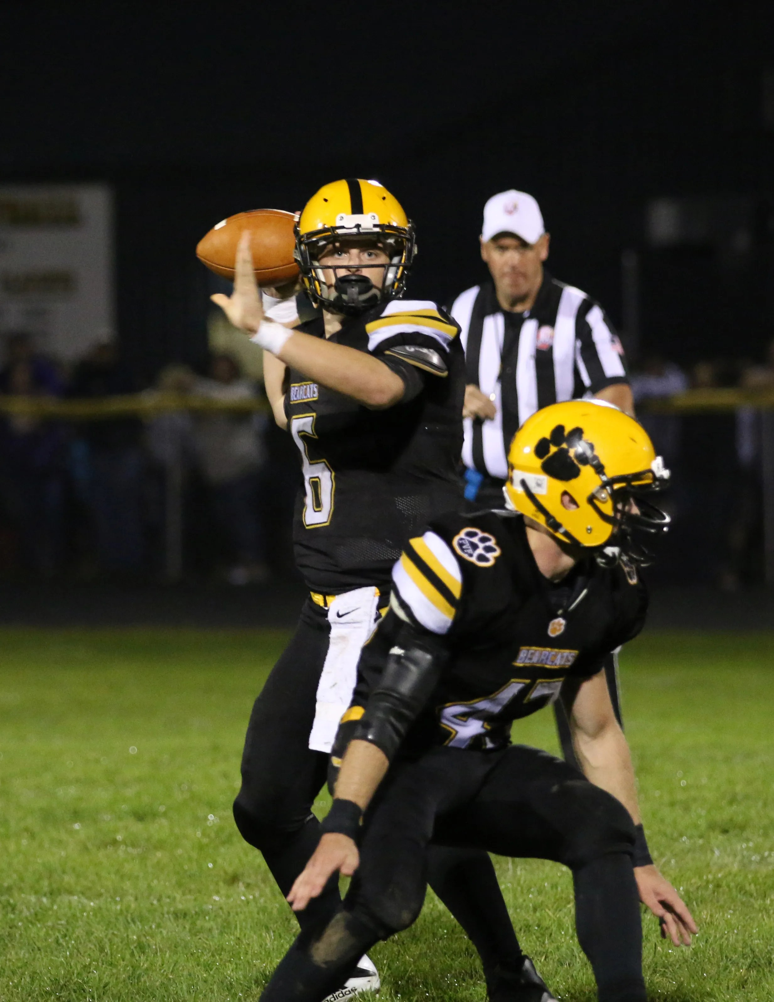 Ohio High School Football Six Svc Teams In Playoff Contention