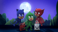 Exclusive clip: PJ Masks' Halloween special on Disney Channel