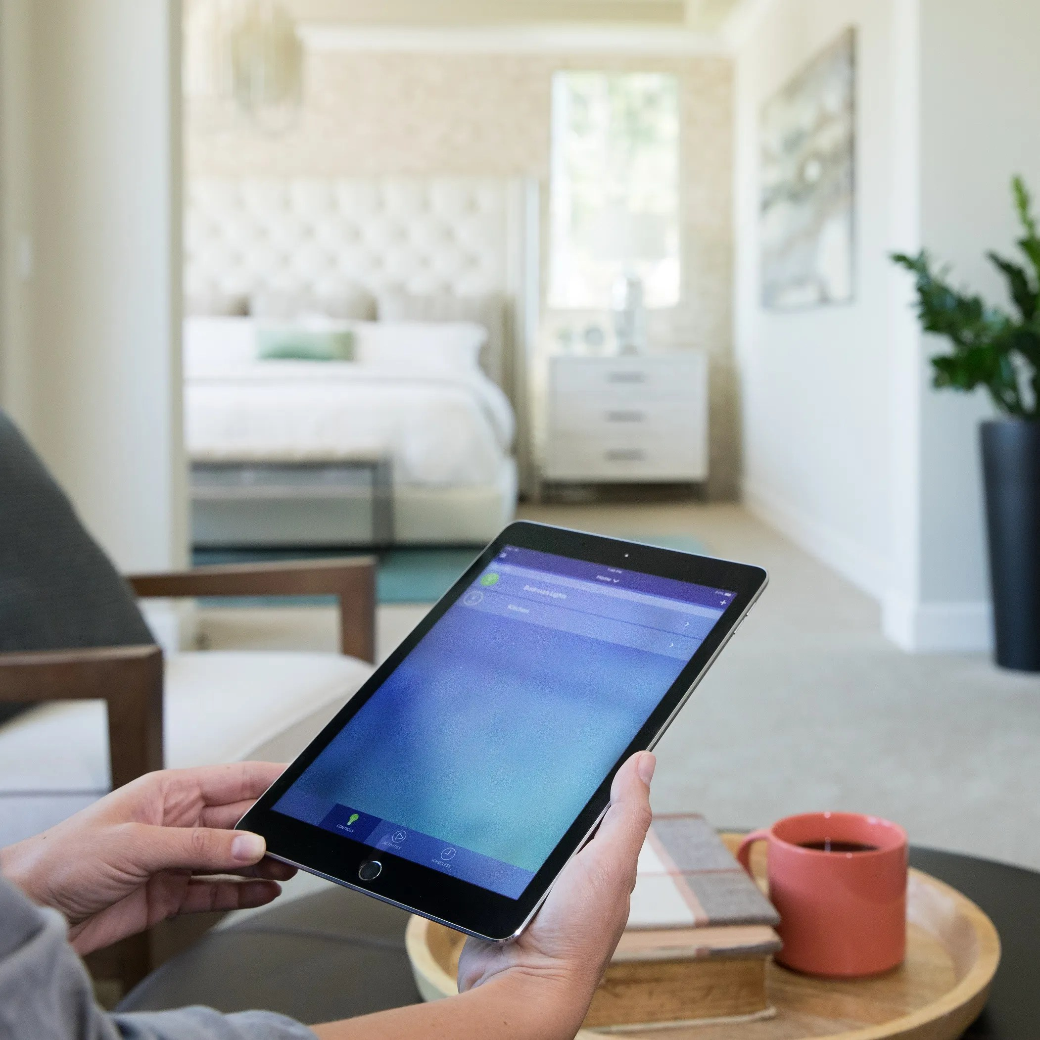 Builders Embrace Smart Home Technology With Connected