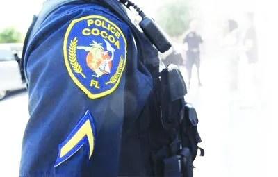 Cocoa police are investigating a suspicious call made to Cocoa High.