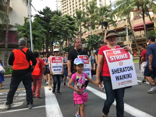 Marriott Strike 2